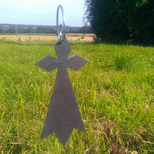 Hermine bretonne : 21cm x 9cm